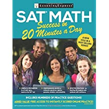 SAT Math Success 20 minuntes A Day