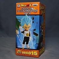 ドラゴンボール超 ワールドコレクタブルフィギュアvol.3 DB超015:超サイヤ人ゴッド超サイヤ人ベジータ バンプレスト プライズ