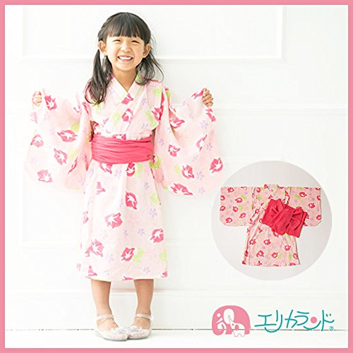 【ER2569P2】 浴衣 ドレス キッズ 女の子 セット ...