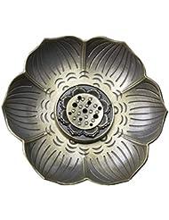 (イスイ)YISHUI 線香立 線香皿 香皿 香立て お香用具 お線香用可 アロマ香炉 梅の花 さくらHP0134 (梅の花B)