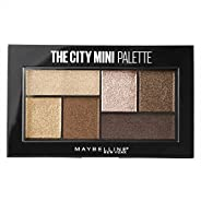 Maybelline City Mini Eyeshadow Palette - Rooftop Bronzes