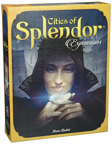 Cities of Splendor Splendor expansion