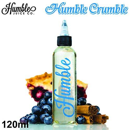【Humble Juice Co.】 Humble Crumble 120ml / vape リキッド