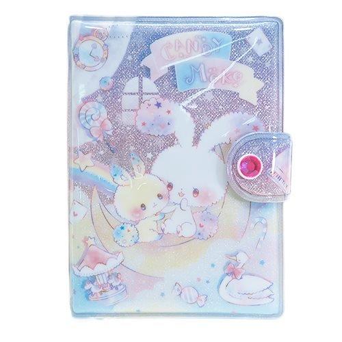 CANDY MOKO[シール帳]シールバインダー/46491 カミオジャパン 女の子向け かわいい グッズ 通販