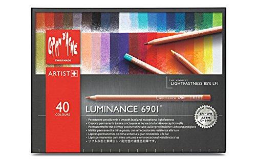 カランダッシュ ルミナンス色鉛筆 40色セット