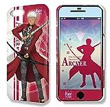 デザジャケット 劇場版「Fate/stay night [Heaven's Feel]」 iPhone 7 Plus/8 Plusケース&保護シート デザイン07(アーチャー)