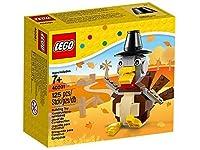 LEGO クリスマス七面鳥 40091 Seasonal Turkey