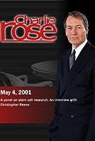 Charlie Rose with Gerald Fischbach Silviu Itescu Bill Futrell Arlen Specter & Sam Brownback; Christopher Reeve (May 4 2001)【DVD】 [並行輸入品]