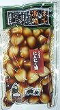 【お徳用】 青森にんにく醤油漬 (にんにく固型量300g内容量400g)