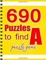 690 puzzles to find a puzzle game: 690 Puzzles
