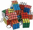 naissant 【20個セット】ミニ 立体 パズル 型 キーホルダー セット イベント 景品 参加賞 などに