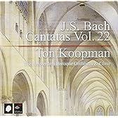 Cantatas 22