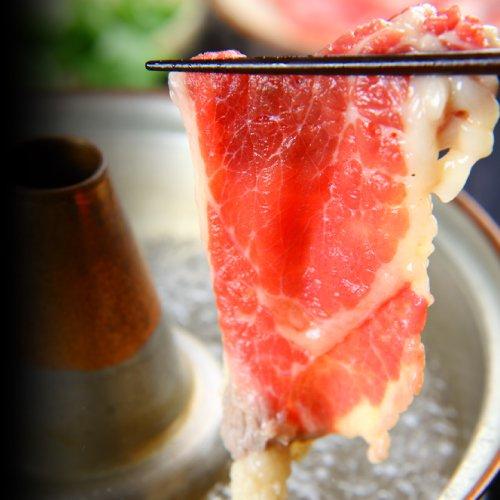 【上】馬肉スライス(加熱用・約500g/パック)真空パック包装