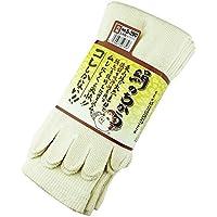 おたふく手袋 ソックス 絹のちから 5本指 3足組