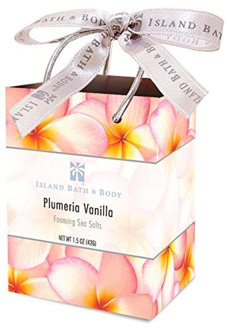 ニュージーランドタクシーメロドラマミネラルソルト/Plumeria Vanilla