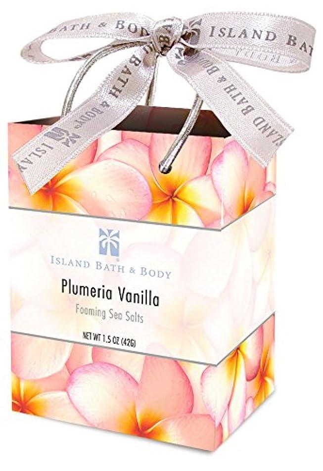 半円絶滅発火するミネラルソルト/Plumeria Vanilla