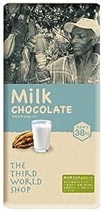 第3世界ショップ ミルクチョコレート 100g