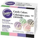 Wilton Garden Candy Colour Set, 4 Bottles, 57g
