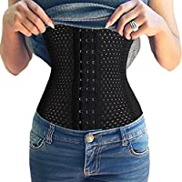 Waist Trainer Corset Tummy Control Cincher for Weight Loss Sport Hot Body Shaper Fat Burner Belt