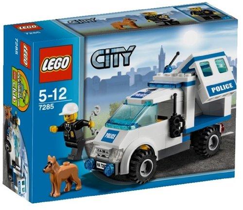 レゴ (LEGO) シティ ポリスバン 7285