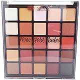 BEAUTY TREATS Rose Gold Nudes Eye Collection Palette (並行輸入品)