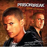"Official ""Prison Break"" Calendar 2009 2009"