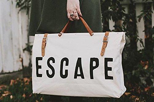"""そうだ、どこかへ行こう。""""ESCAPE""""なバッグ"""
