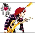 We love hide~The CLIPS~ +1 [Blu-ray](在庫あり。)
