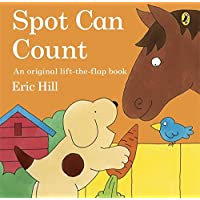 Spot Can Count Lift-the-flap