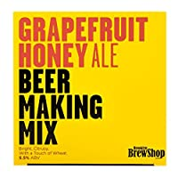Brooklyn Brew Shop Beer Making Mix, Grapefruit Honey Ale by Brooklyn Brew Shop