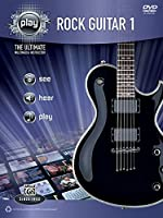 Rock Guitar 1: The Ultimate Multimedia Instructor (Play)