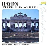 Haydn;Syms.83, 84 & 88