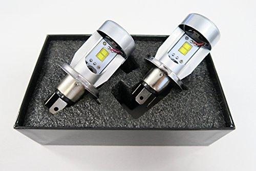 glafit(グラフィット) S-MX LEDヘッドライト H4 2個セット LED40000 6000k 2800lm 簡単取付