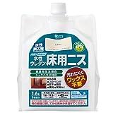 カンペハピオ 水性ウレタン床用ニス とうめい 1.6L