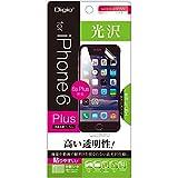 NAKABAYASHI iPhone6s Plus / iPhone6 Plus 用 液晶保護フィルム 光沢 気泡レス加工 SMF-IP142FLK