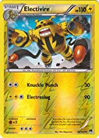 Pokemon - Electivire (43/122) - XY BREAKPoint - Reverse Holo