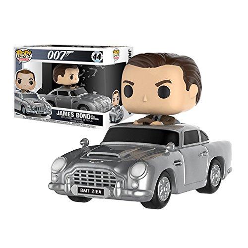 【POP! 】『007』「ゴールドフィンガー」ジェームズ・ボンド(ショーン・コネリー)&アストンマーチンDB5