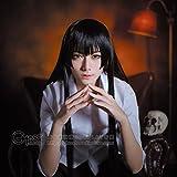 sunshine201305耐熱コスプレウィッグ★櫻子さんの足下には死体が埋まっている 九条 櫻子(くじょう さくらこ)ウィッグ+おまけセット