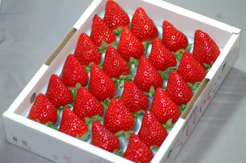 徳島県産 さくらももいちご 24~28粒 700g 化粧箱入