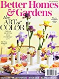 Better Homes and Gardens [US] April 2019 (単号)