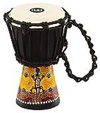 MEINL Percussion マイネル ミニジャンベ African Style Mini Djembe HDJ7-XXS Gecko Design 【国内正規品】
