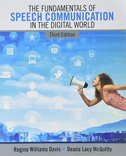 Download The Fundamentals of Speech Communication in the Digital World 1524937622