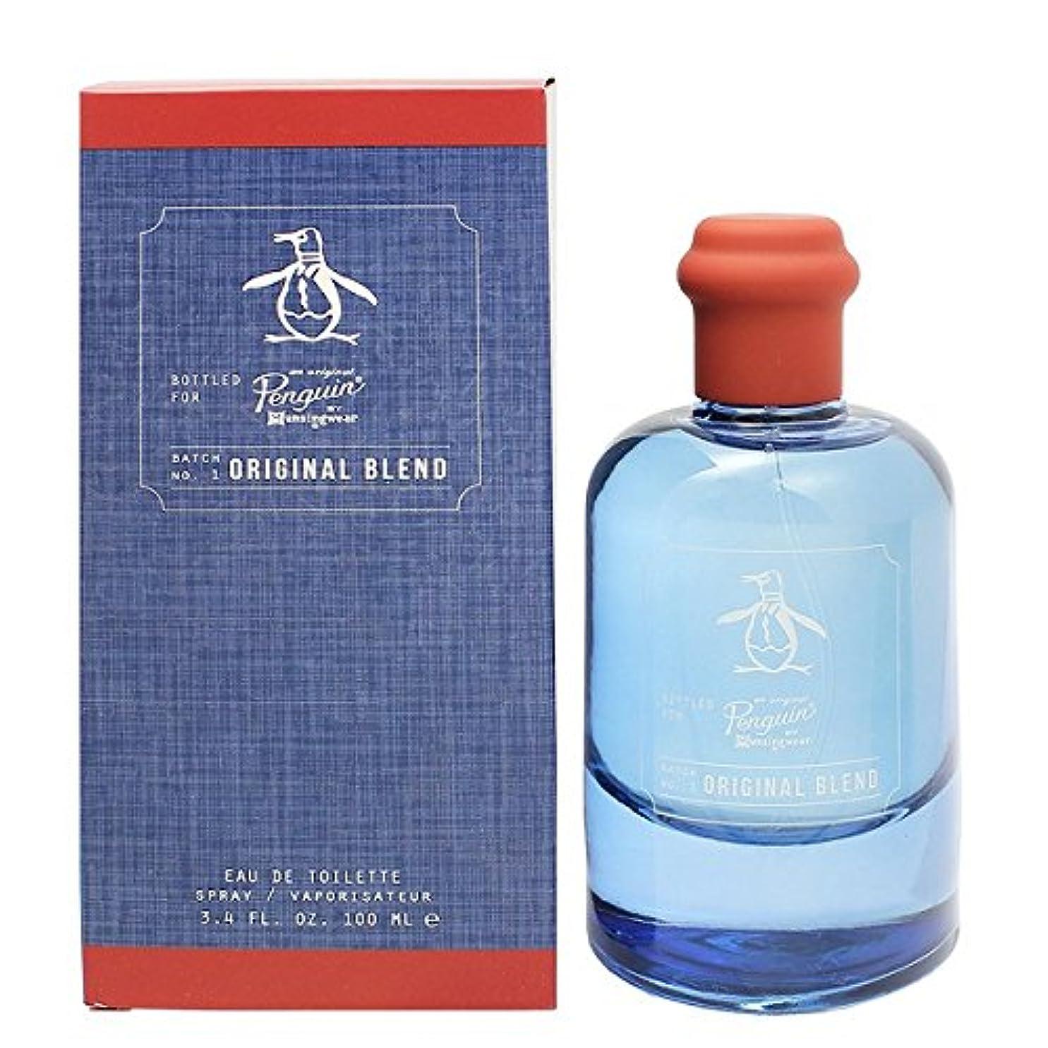 バウンスファウル保育園Penguin Original Blend (ペンギン オリジナル ブレンド) 3.4 oz (100ml) EDT Spray by Munsingwear for Men