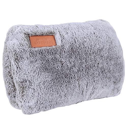 湯たんぽ 充電式 蓄熱式湯たんぽ Ninonly かいろ 急速充電 素早く温める 繰り返し使用可能 エコ 温度過熱防止機能 湯たんぽカバー付き