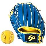 GP (ジーピー) 野球 グローブ 子供用 8インチ左投げ柔らかいボール付き 36945