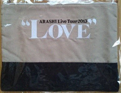 "ARASHI Live Tour 2013 ""LOVE""Forgot Password"