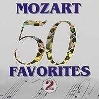 50 Mozart Favorites