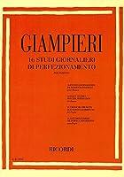 ジャンピエリ : 16の日課練習曲集 (ファゴット教則本) リコルディ出版