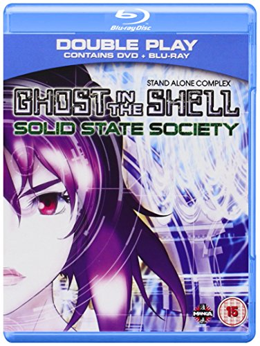Ghost in The Shell: SAC Solid State Society OVA Double Play