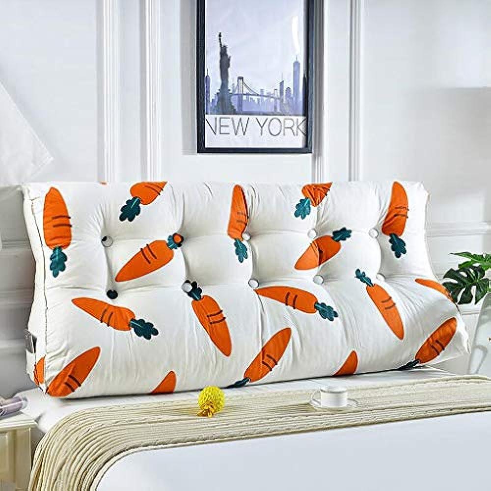 理解する歌詞日曜日トライアングルクッションベッド大型背もたれ腰椎枕ソファマルチサイズスタイルオプションの快適な大きな枕 Zsetop (Color : A, Size : 150*60*30cm)